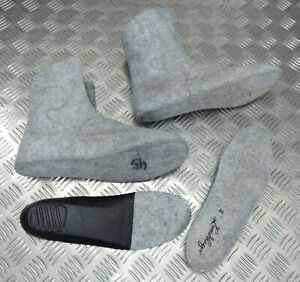 Genuine Military Issued Lundhags Guide Expedition ECW Boot Liners and Insoles