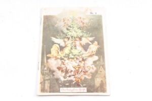 Age Print Booklet Like We With Father Christmas Celebration No. 1 Old Vintage