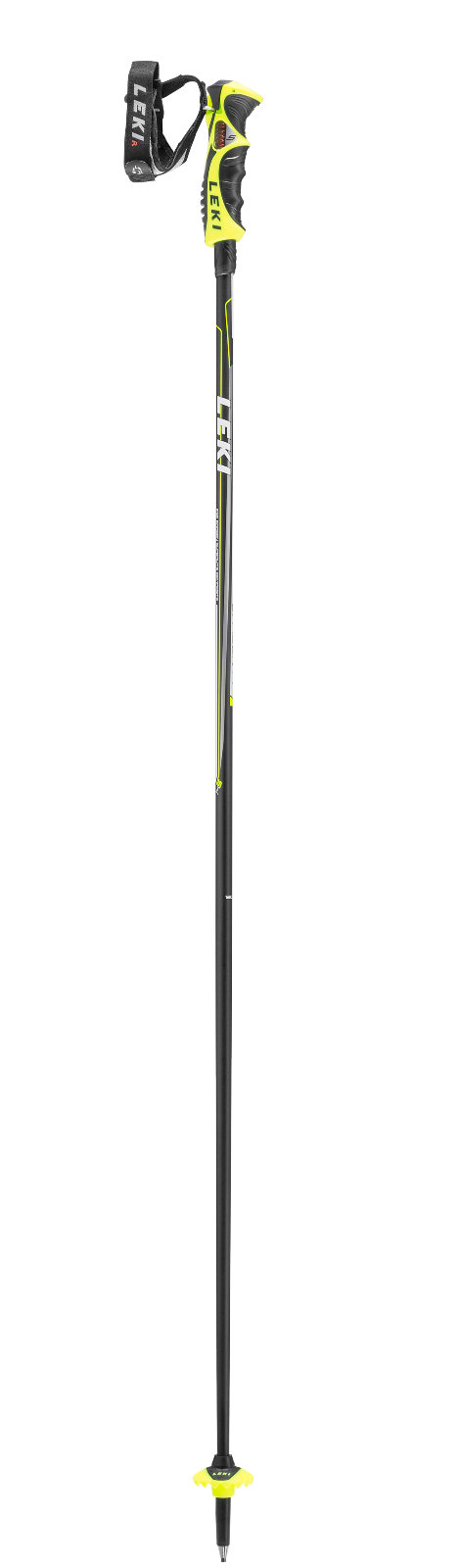 Bastoncini sci Ski Poles LEKI CARBON 14 S Neogiallo