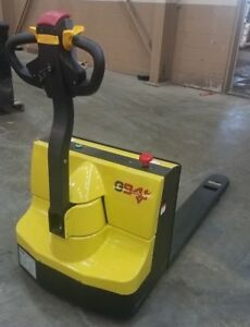 Details about ELECTRIC PALLET JACK 3000-FREE SHIPPING