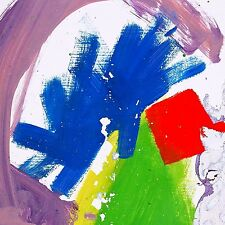 Alt-J THIS IS ALL YOURS 2nd Album +MP3s GATEFOLD New Sealed COLORED VINYL 2 LP