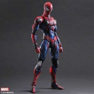 Square Enix Play Arts Kai Marvel Universe Variant Spiderman Action Figure