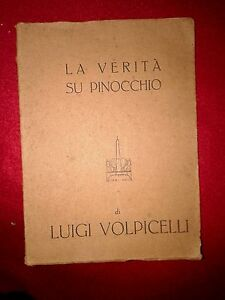 Pedagogia-La-verita-su-Pinocchio-Luigi-Volpicelli-1954