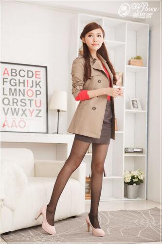 5015 On Sale  Fashion LYCRA FUSION sparkling velve elastict silk pantyhose 15D