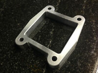 Yamaha Blaster Yfs200 Intake Reed Spacer Billet Manifold 1/2 With 2 Gaskets