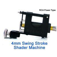 Stealth Shader 4mm Stroke Aluminum Rotary Tattoo Machine Supply Ink (rca)
