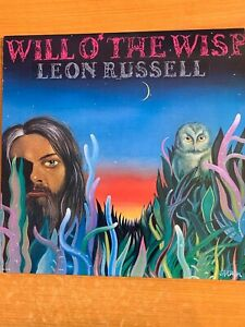 Leon Russell - Will O' The Wisp // LP - 1. US-Pressing 1975 - TOP condition