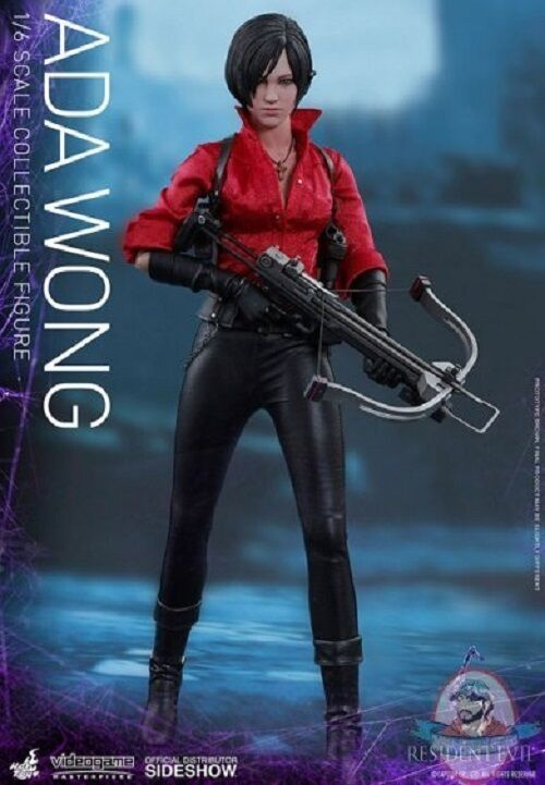 1 6 Resident Evil Evil Evil Ada Wong Videogame Masterpiece Series Hot Toys 902749 b4a6ba