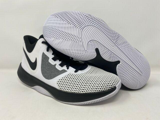 Size 11 - Nike Air Precision 2 White