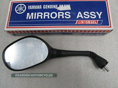 JMP Mirror Black Right Yamaha XC 125 X Cygnus X 2007