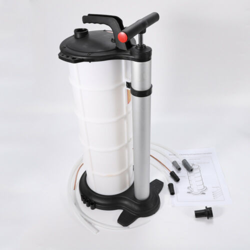 Olabsaugpumpe Absaugpumpe 9L Flüssigkeitsabsaugpumpe Öl Handpumpe Ölwechsel