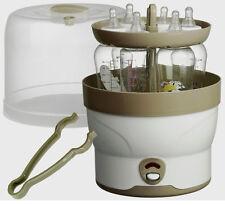 Elektrischer Dampfsterilisator BS 29 Baby Flaschen Vaporisator Dampfsterilisator