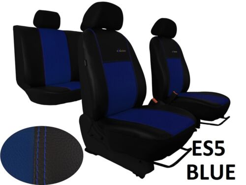 FORD TRANSIT CONNECT FREEDOM 2016-2020 ARTYFICIAL LEATHER TAILORED SEAT COVERS