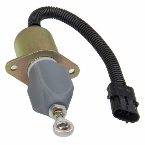 New Fuel Shut Off Solenoid For Honda Cummins Diesel 2-1//2 bolt PICKUP TRUCK 8.3L