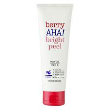 ETUDE HOUSE Berry AHA Bright Peel Mild Gel 120ml [Dead skin cell] Korean Cosmeti