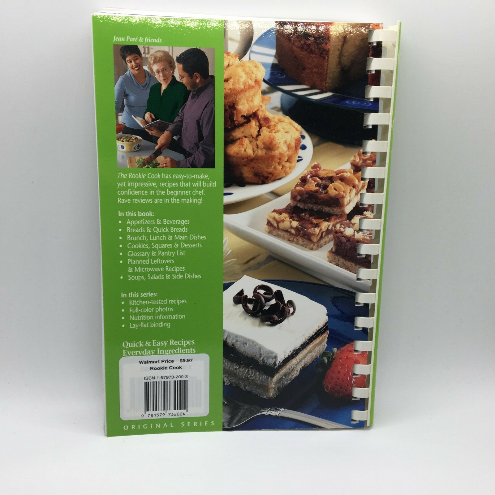 Rave Reviews The Rookie Cook Foolproof Recipes