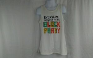 Cat-And-Jack-Tank-Top-Multi-Color-Novelty-Girls-Sz-7-8