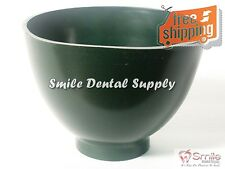 Dental Lab Flexible Rubber Impression Mixing Alginate Bowl All Sizes