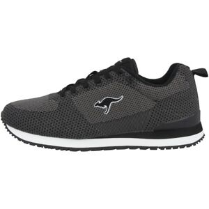 Black Racer Retro Shoes Woven 5003 81082 Kangaroos Sneakers Sneakers xwqRYYT5