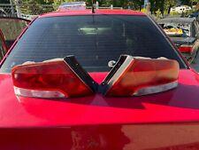 03 06 Mitsubishi Lancer Evolution Evo 8 Amp 9 Lh Amp Rh Red Evo 7 Taillights