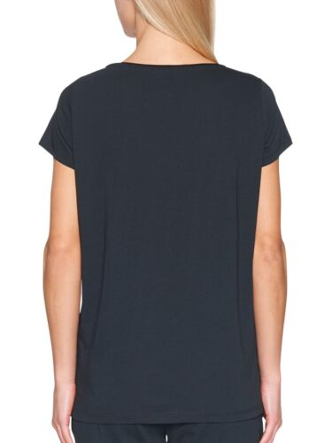 Marc O/'Polo Damen Shirt Schlafanzugshirt Kurzarm 147116