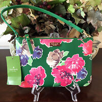 Kate Spade Brightwater Drive Lolly Wristlet In Spgrnbloom Wlru2246 359 on sale