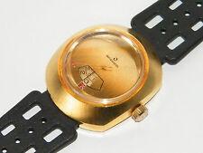 Sindaco,Digital,Springende Stunde,Jumping Hour,Scheiben,Uhr,Wrist Watch,RaRe!