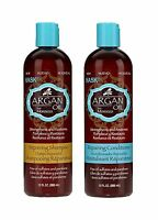 Hask Argan Oil Shampoo & Conditioner Set 12oz 12 Ounce (2 Pack) Free Shipping
