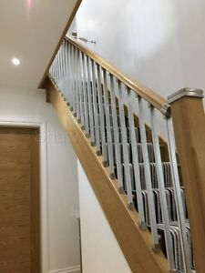 Delightful Image Is Loading Staircase Solution Stair Parts Refurbishment Stairs Kit  Chrome