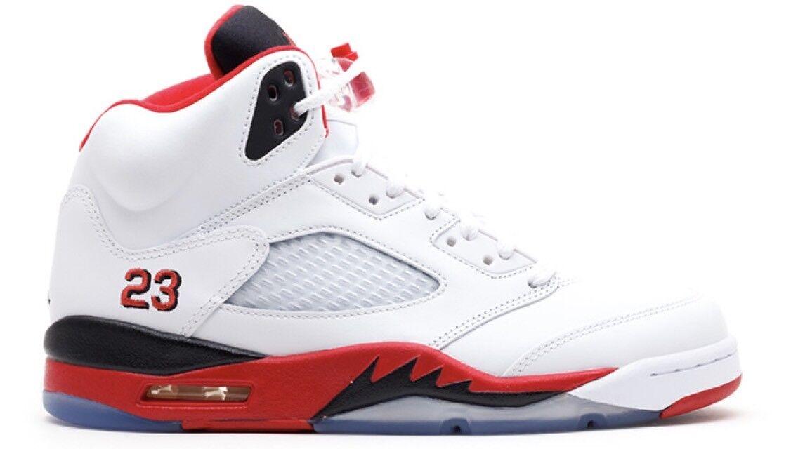 Nike Nike Nike Rétro Jordan 5 136027-120 cb3ce5
