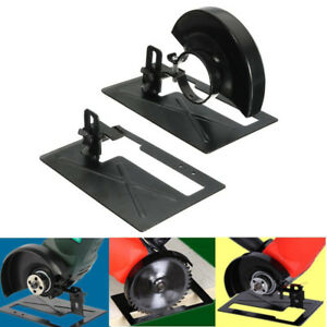 neu einstellbar winkelschleifer st nder halterung winkelhalter base 20mm to 30mm ebay. Black Bedroom Furniture Sets. Home Design Ideas