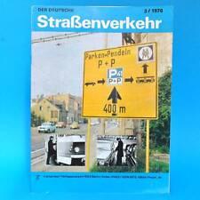 Der Deutsche Straßenverkehr 3/1978 DDR Skoda CSSR Trabant Saporoshez SAS 968 G