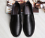 Summer-Business-Men-039-s-Breathable-Hollow-Out-Slip-On-Shoes-Casual-Leather-Shoes thumbnail 9