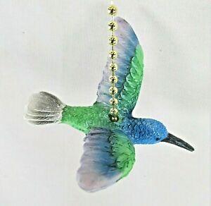 Hummingbird Ceiling Fan Or Light Pull Wildlife Ebay