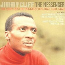 The Messenger: Very Best of Reggae's Orginal Soul by Jimmy Cliff (CD,...