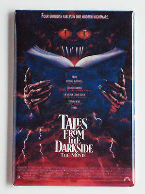Tales from the Darkside FRIDGE MAGNET (2.5 x 3.5 inches) movie poster dark side