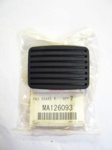 Genuine MITSUBISHI L200 1996-2005 Embrayage Pédale de frein en caoutchouc