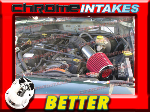 CF RED NEW 90 91 92 93 94 95-00 JEEP CHEROKEE SE//SPORT 2.5L I4 AIR INTAKE KIT S
