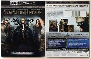 Blancanieves-y-el-cazador-2012-4K-Ultra-HD-Discos-Blu-ray-2-CON-FUNDA-RARO