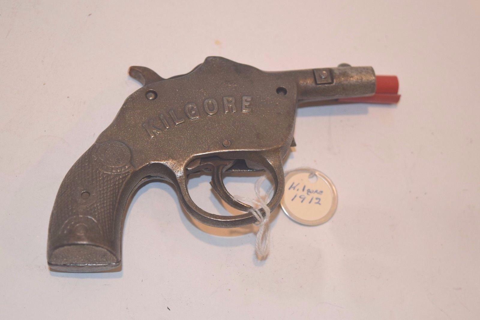 Pistola Juguete Antiguo 1912 Kilgore
