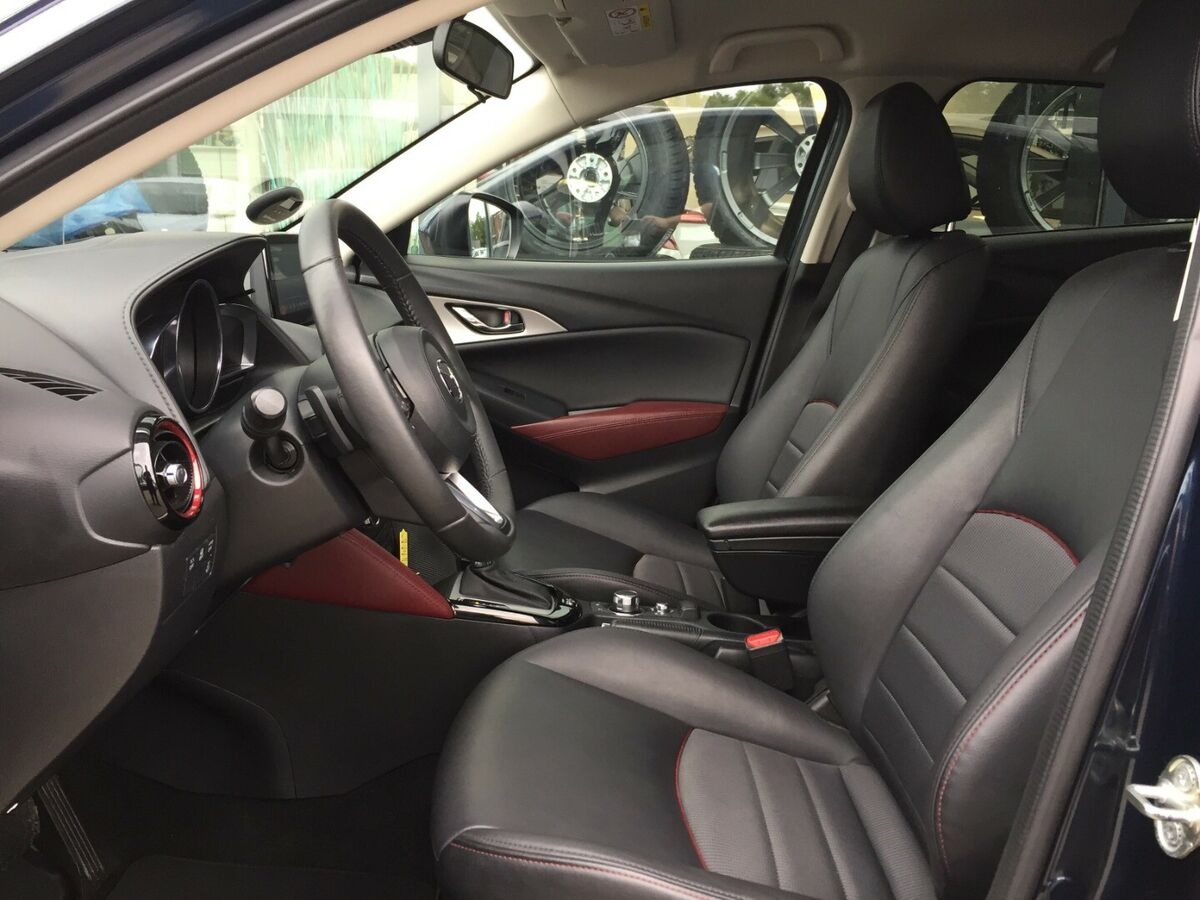 Mazda CX-3 SkyActiv-G 120 Optimum aut.