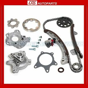 Details about Fits 04-10 1 5L Toyota Scion 1NZ-FE 1NZ-FXE Timing Chain Gear  & Water + Oil Pump