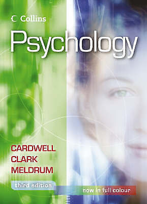 1 of 1 - Psychology - Psychology for AS/A2 Level, Acceptable, Mike Cardwell, Liz Clark, C