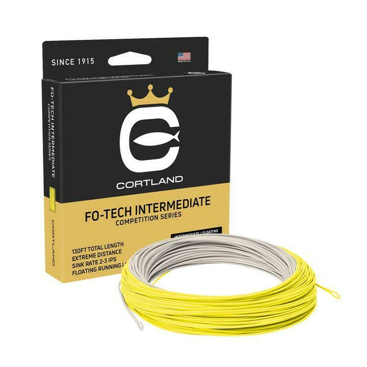 Cortland Competition FoTech Intermediate Fly Line