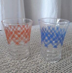 2-verres-vintage-Cardon