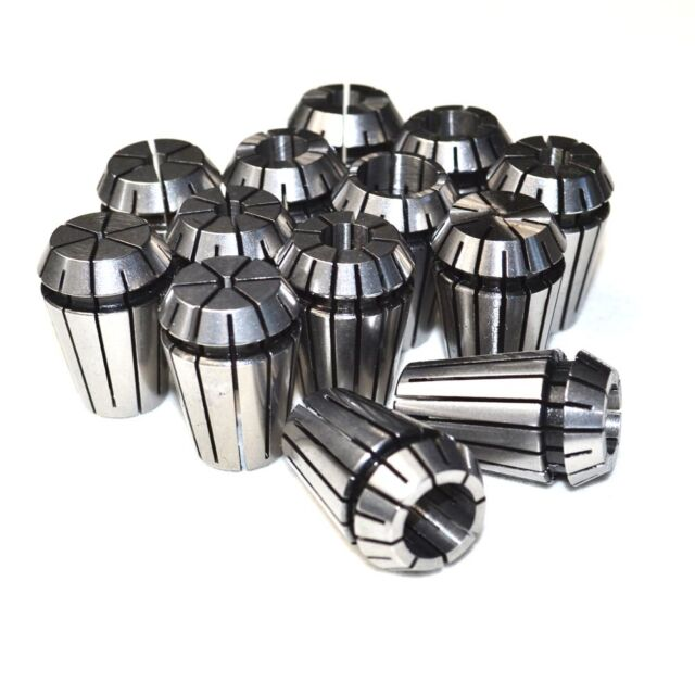 ER20 collets 13pcs from 1mm to 13mm for milling cutters B1
