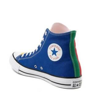 NUOVO Converse Chuck Taylor All Star Hi Color Block Sneaker