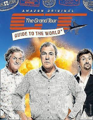 The Grand Tour Guide to the World by HarperCollins Publishers (Hardback, 2017)