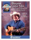 Bluegrass Guitar Solos That Every Parking Lot Picker Should Know (Series 1) 6 CD by Hal Leonard Publishing Corporation (Mixed media product, 1998)