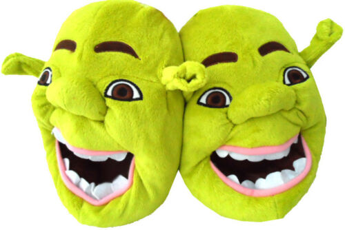 Donkey Shrek Puss In Boot OFFICIAL LICENCE Kids Novelty 3D Slipper UK11-2 SALE